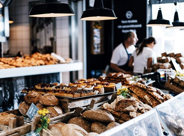 pult pekárny
