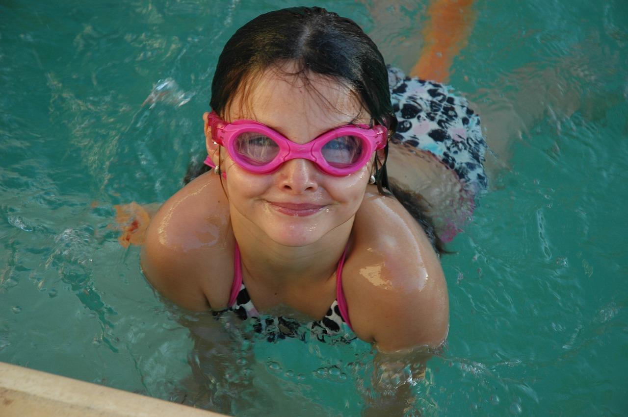 malá potápěčka