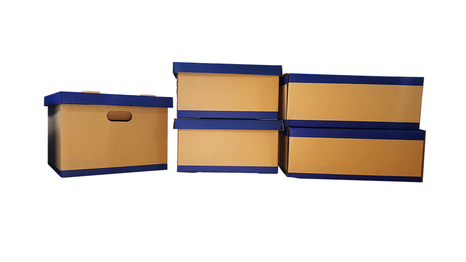 stěhovací boxy
