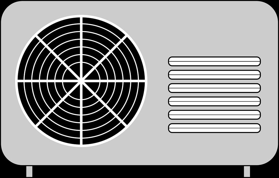 venkovní klimatizace
